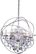 Urban Classic 1130D32PN-SS-RC Geneva Polished Nickel 32  Hanging Light Fixture
