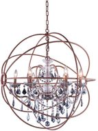 Urban Classic 1130D32RI-SS-RC Geneva Rustic Intent 32  Drop Ceiling Lighting