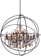 Urban Classic 1130G43DB-GT-RC Geneva Dark Bronze 43.5  Ceiling Light Pendant