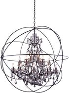 Urban Classic 1130G60DB-SS-RC Geneva Dark Bronze 60  Hanging Light