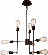 Urban Classic 1139D23CB Ophelia Modern Cocoa Brown Lamp Sconce