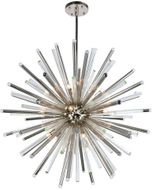 Urban Classic 1141G48PN Maxwell Polished Nickel 48  Pendant Lighting Fixture