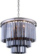 Urban Classic 1201D20PN-SS-RC Sydney Polished Nickel 20  Pendant Lighting