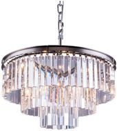 Urban Classic 1201D26PN-RC Sydney Polished Nickel 26  Hanging Light