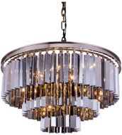 Urban Classic 1201D26PN-SS-RC Sydney Polished Nickel 26  Pendant Light Fixture