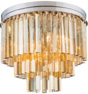 Urban Classic 1201F20PN-GT-RC Sydney Polished Nickel 20  Ceiling Light Fixture