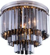 Urban Classic 1201F20PN-SS-RC Sydney Polished Nickel 20  Ceiling Lighting Fixture