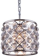 Urban Classic 1204D14PN-RC Madison Polished Nickel 14  Drum Pendant Lighting