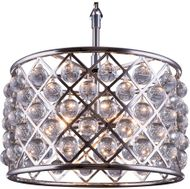 Urban Classic 1204D20PN-RC Madison Polished Nickel 20  Drum Lighting Pendant