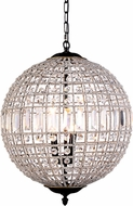 Urban Classic 1205D24DB-RC Olivia Dark Bronze Lighting Pendant
