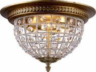Urban Classic 1205F18FG-RC Olivia French Gold Overhead Lighting
