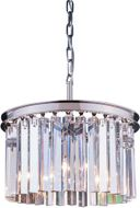 Urban Classic 1208D16PN-RC Sydney Polished Nickel 16  Drum Hanging Light Fixture