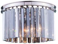 Urban Classic 1208F16PN-SS-RC Sydney Polished Nickel 16  Ceiling Light Fixture
