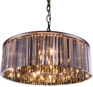 Urban Classic 1208G43PN-SS-RC Sydney Polished Nickel 43.5  Drum Pendant Lighting