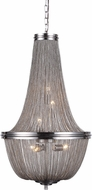 Urban Classic 1210D17PW Paloma Contemporary Pewter Foyer Light Fixture