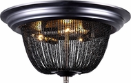 Urban Classic 1210F18DG Paloma Modern Dark Grey Home Ceiling Lighting