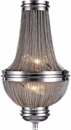 Urban Classic 1210W9PW Paloma Contemporary Pewter Wall Lighting