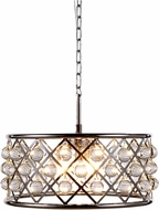 Urban Classic 1213D20PN-RC Madison Polished Nickel Ceiling Light Pendant