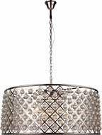 Urban Classic 1213G43PN-RC Madison Polished Nickel Lighting Pendant