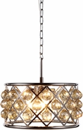 Urban Classic 1214D16PN-GT-RC Madison Polished Nickel Drop Lighting