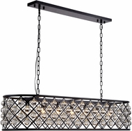 Urban Classic 1215G50MB-RC Madison Mocha Brown Island Light Fixture
