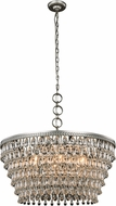Urban Classic 1219D28AS-RC Nordic Antique Silver 28  Drop Lighting