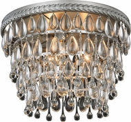 Urban Classic 1219F15AS-RC Nordic Antique Silver Ceiling Lighting