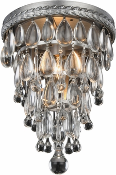 Urban Classic 1219F9AS-RC Nordic Antique Silver Ceiling Light