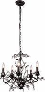 Urban Classic 1222D24GDB-RC Arbor Golden Dark Bronze Mini Chandelier Lighting
