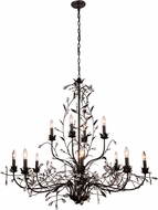 Urban Classic 1222G49GDB-RC Arbor Golden Dark Bronze Chandelier Lamp