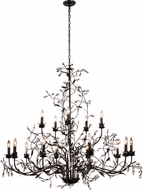 Urban Classic 1222G55GDB-RC Arbor Golden Dark Bronze Chandelier Light