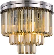 Urban Classic 1231F20PN-GT-RC Sydney Polished Nickel 20  Ceiling Light Fixture