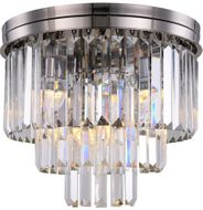 Urban Classic 1231F20PN-RC Sydney Polished Nickel 20  Ceiling Lighting Fixture