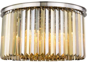 Urban Classic 1238F26PN-GT-RC Sydney Polished Nickel 26  Ceiling Light Fixture