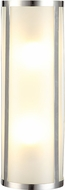 Urban Classic 1427W5PN Sierra Contemporary Polished Nickel Wall Sconce
