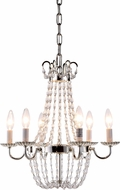 Urban Classic 1433D16SN Roma Silver Nickel Foyer Lighting Fixture