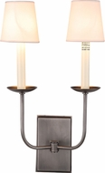 Urban Classic 1435W10VN Penelope Vintage Nickel Wall Lighting Sconce