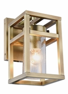Urban Classic 1443W5BB Bianca Contemporary Burnished Brass Wall Sconce Lighting
