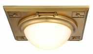 Urban Classic 1446F12BB Cilla Burnished Brass Ceiling Lighting