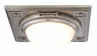Urban Classic 1446F12VN Cilla Vintage Nickel Ceiling Lighting Fixture