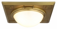 Urban Classic 1446F16BB Cilla Burnished Brass Ceiling Light Fixture