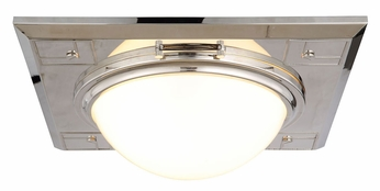 Urban Classic 1446F16PN Cilla Polished Nickel Flush Mount Lighting
