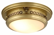 Urban Classic 1447F13BB Mallory Burnished Brass Home Ceiling Lighting