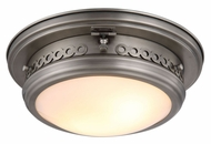 Urban Classic 1447F13VN Mallory Vintage Nickel Ceiling Lighting