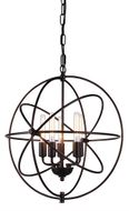 Urban Classic 1453D20DB Vienna Contemporary Dark Bronze 20  Hanging Light Fixture