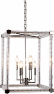 Urban Classic 1461D18PN Cristal Polished Nickel Entryway Light Fixture
