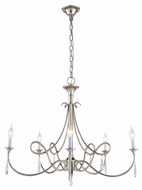 Urban Classic 1470G37PN Jolie Polished Nickel Lighting Chandelier