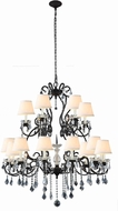 Urban Classic 1471G39VB Diana Vintage Bronze Lighting Chandelier