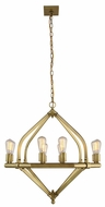 Urban Classic 1472D31BB Illumina Modern Burnished Brass Lighting Chandelier