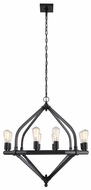 Urban Classic 1472D31BZ Illumina Contemporary Bronze Chandelier Lamp